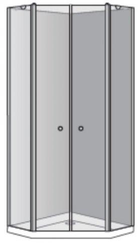 שרטוט מקלחון מקלחון דונה K 5001