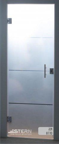 וינה - דלת כניסה למקלחת 8770