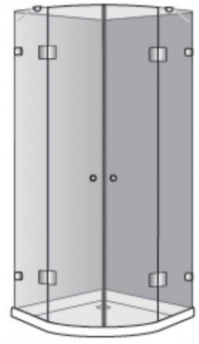 שרטוט של מקלחון מדריד 8088