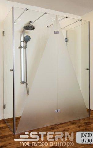 מקלחון מנהטן חזיתי 8730