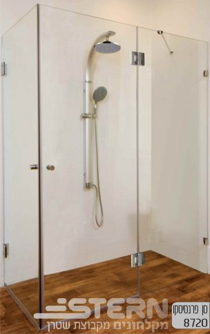 מקלחון סן פרנסיסקו פינתי 8720
