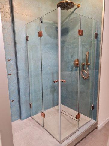 מקלחון פינתי דגם בריסל