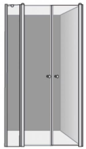שרטוט מקלחון שטרן דגם גימיני W 8009