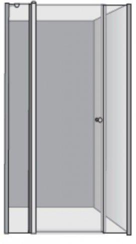 שרטוט מקלחון אפולו 3010