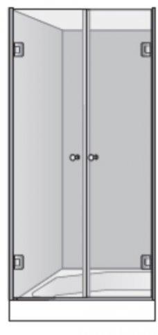 שרטוט מקלחון שטרן דגם פריז 8100