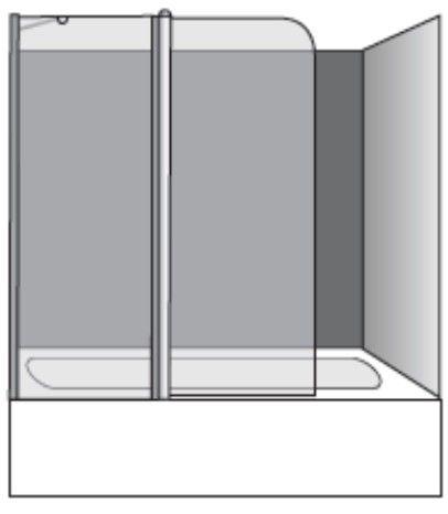 שרטוט מקלחון ליברה 2 4004