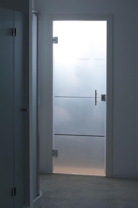 עדכני דלתות פנים מעוצבות מזכוכית | דלתות זכוכית המכניסות אור הביתה RS-93