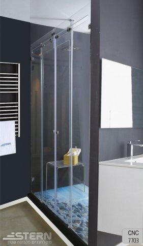 מקלחון חזיתי 7704 חזיתי כפול 7703