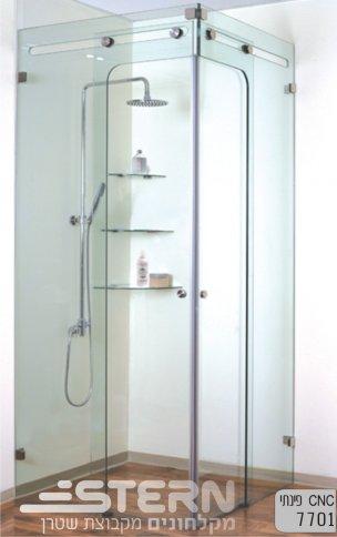 מקלחון CNC פינתי 7701