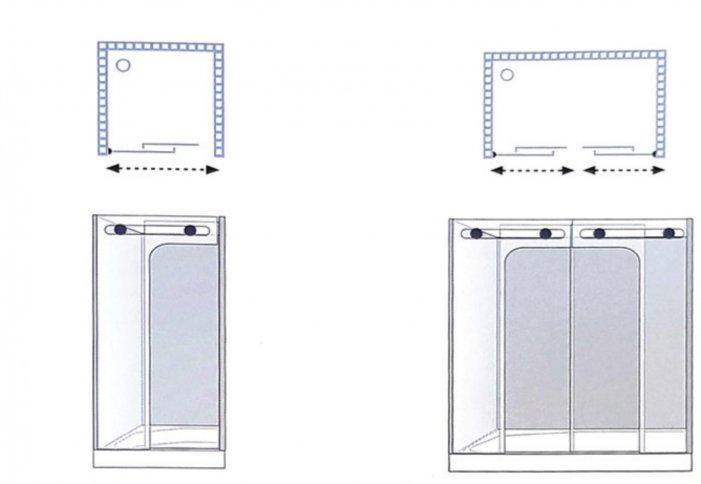שרטוט מקלחון CNC חזיתי 7704 חזיתי כפול 7703