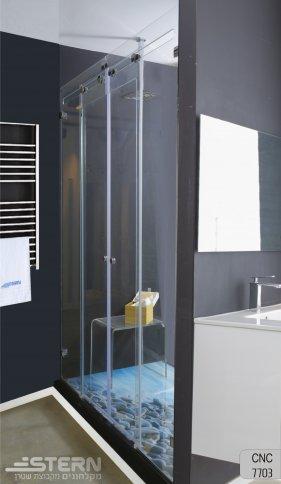 מקלחון CNC חזיתי 7704 חזיתי כפול 7703