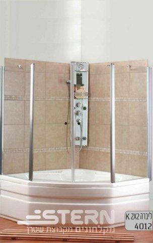 מקלחון ליברה 2X2 K 4012
